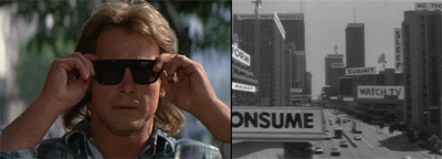 They Live Lunettes Hoffman