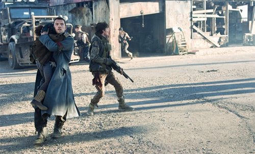 Terminator Salvation Sam Worthington
