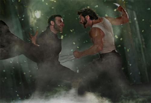 Wolverine contre Sabretooth